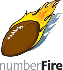 numberFire logo