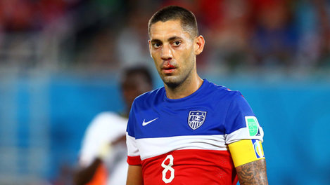 Clint+Dempsey+USA+World+Cup