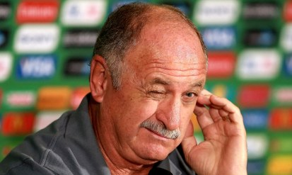 Luiz Felipe Scolari says he has not been put off managing again in England